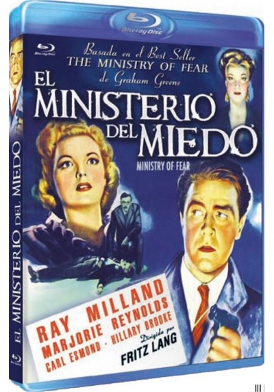 El Ministerio Del Miedo (Blu-Ray) (Ministry Of Fear)
