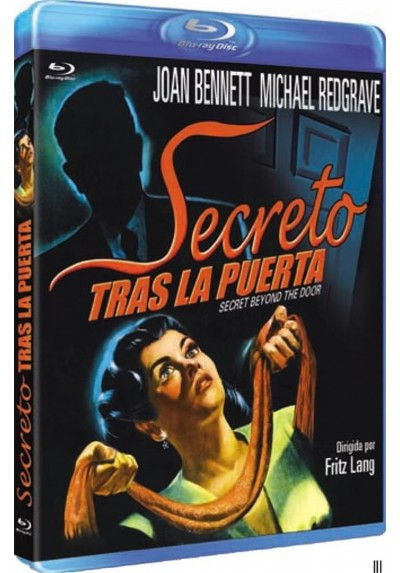 Secreto Tras La Puerta (Blu-Ray) (Secret Beyond The Door)