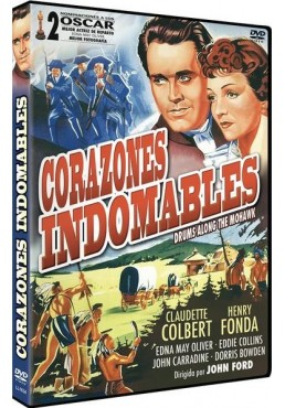 Corazones Indomables (Drums Along The Mohawk)