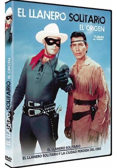 El Llanero Solitario : El Origen (The Lone Ranger)