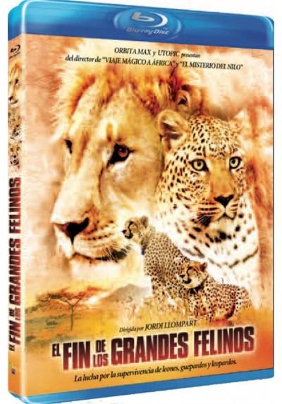El Fin De Los Grandes Felinos (Blu-Ray)