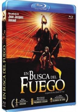 En Busca Del Fuego (Blu-Ray) (La Guerre Du Feu)
