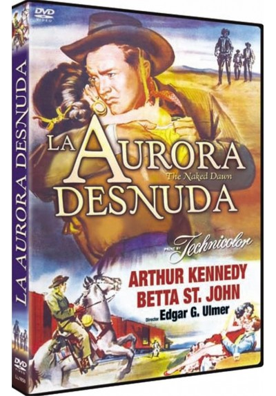 La Aurora Desnuda (The Naked Dawn)