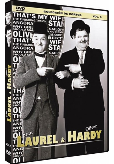 Stan Laurel & Oliver Hardy - Vol. 1