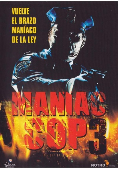 Maniac Cop 3 (Badge Of Silence : Maniac Cop 3)