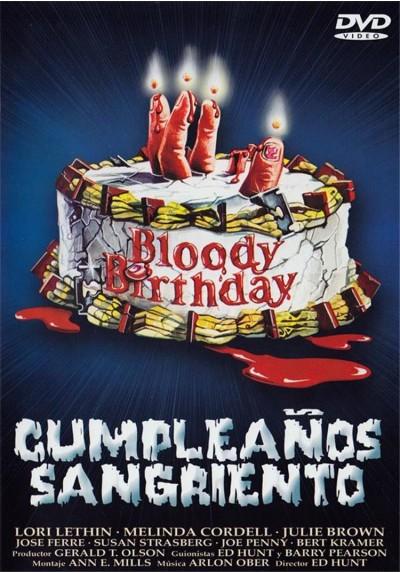 Cumpleaños Sangriento (Bloody Birthday)