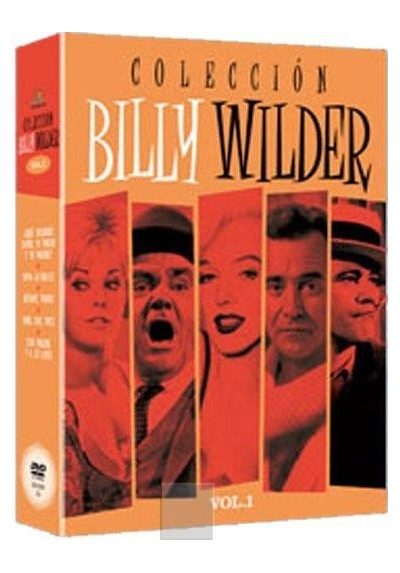 Colección Billy Wilder Vol.1