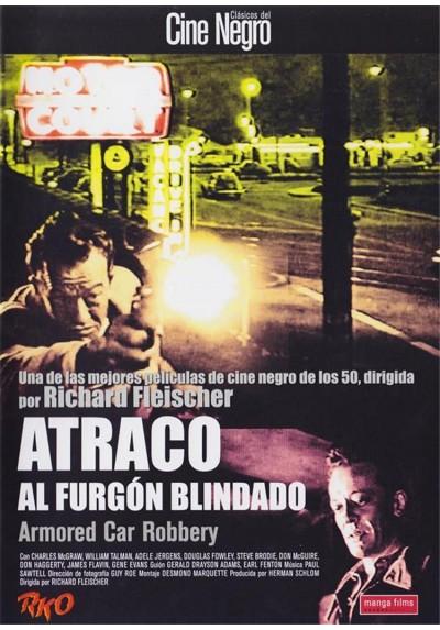 Atraco Al Furgon Blindado (Armored Car Robbery)