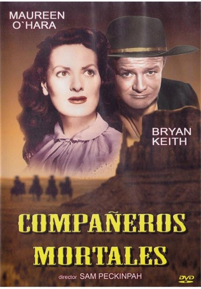 Compañeros Mortales (The Deadly Companions)