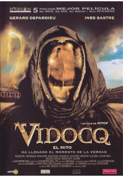 Vidocq, El Mito