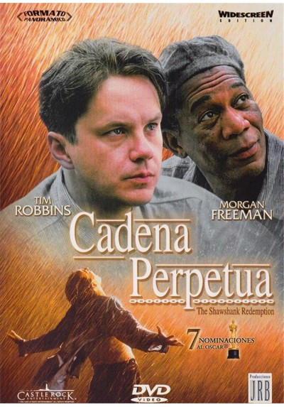 Cadena Perpetua (The Shawhank Redemption)
