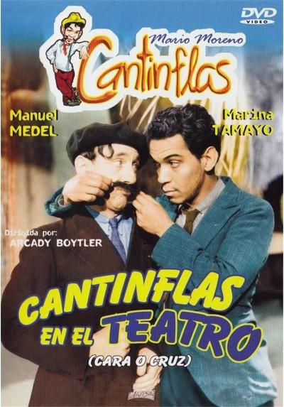 Cantiflas En El Teatro (Cara O Cruz)