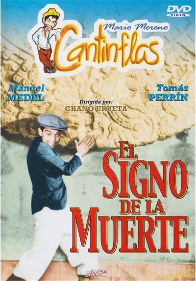 El Signo De La Muerte (Cantinflas)