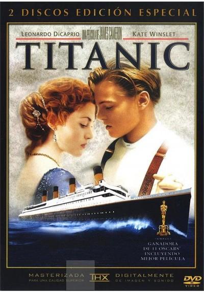 Titanic, Edición Especial, 2 Discos