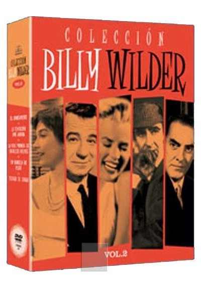 Colección Billy Wilder Vol.2