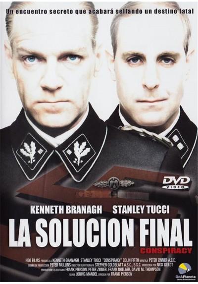 La Solucion Final (Conspiracy)