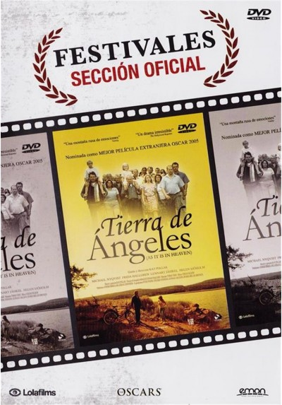 Tierra De Angeles (As It Is In Heaven)