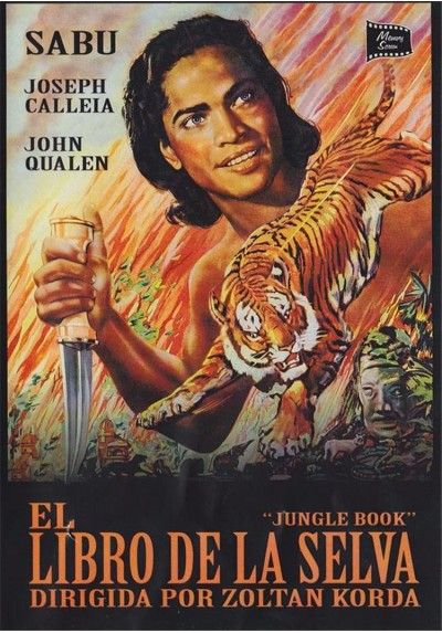 El Libro De La Selva (1942) (Jungle Book)