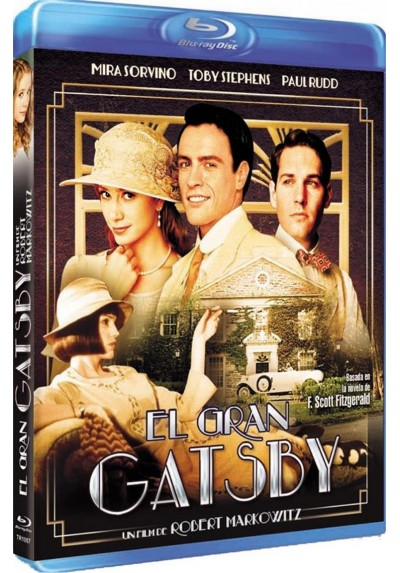 El Gran Gatsby (2000) (Blu-Ray) (The Great Gatsby)