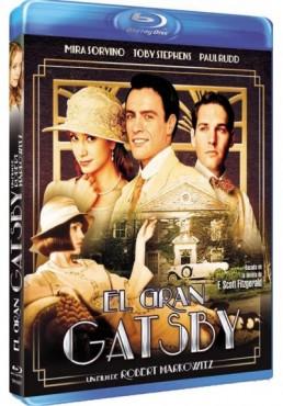 El Gran Gatsby (2000) (Blu-Ray) (The Great Gatsby)