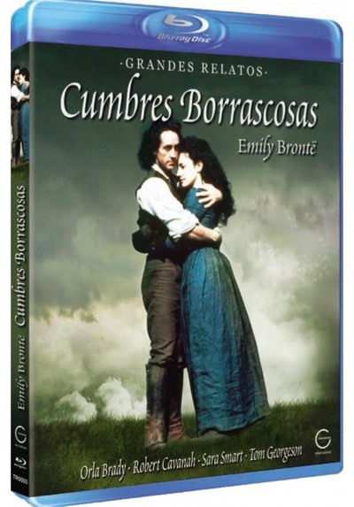 Cumbres Borrascosas (Blu-Ray) (Wuthering Heights)