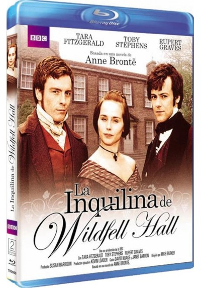La Inquilina De Wildfell Hall (Blu-Ray) (The Tenant Of Wildfell Hall)