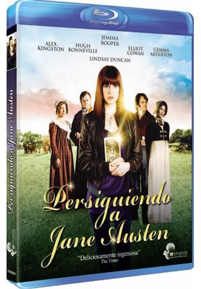 Persiguiendo A Jane Austen (Blu-Ray) (Bd-R) (Lost In Austen)