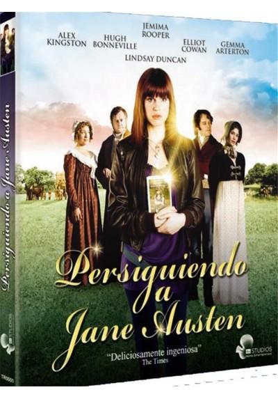 Persiguiendo A Jane Austen (Lost In Austen) (DVD-r)