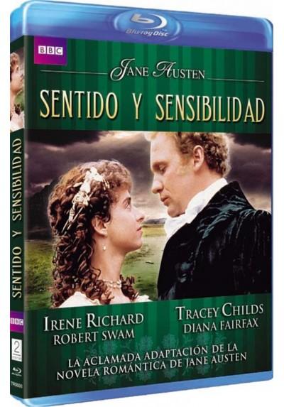 Sentido Y Sensibilidad (1981)(Blu-Ray) (Sense And Sensibility)