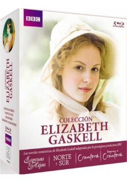 Elizabeth Gaskell - Coleccion (Pack) (Blu-Ray)