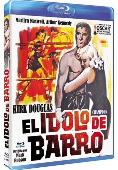 El Idolo De Barro (Blu-Ray) (Champion)