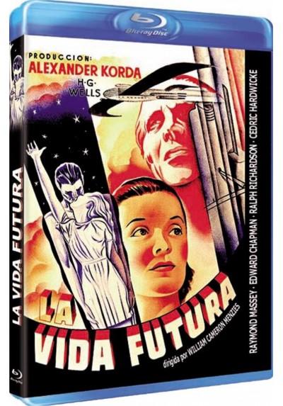 La Vida Futura (Blu-Ray) (Things To Come)