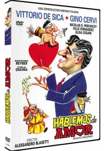 Hablemos De Amor (Amore E Chiacchiere (Salviamo Il Panorama)i)