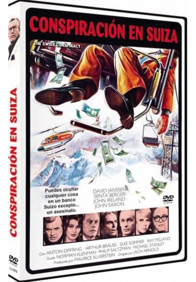 Conspiracion En Suiza (The Swiss Conspiracy)