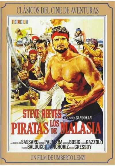Los Piratas De Malasia (I Pirati Della Malesia)