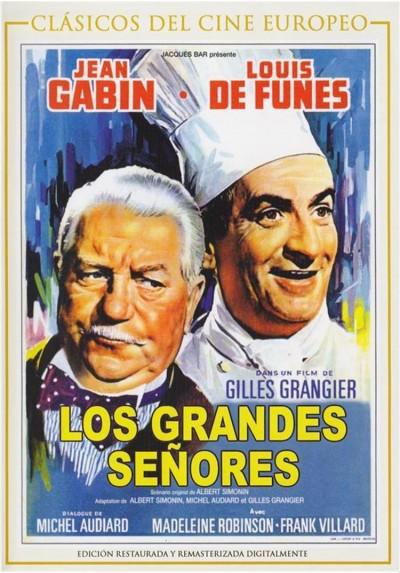 Los Grandes Señores (Le Gentleman D´epsom)