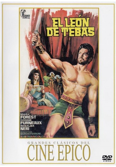 El Leon De Tebas (Il Leone Di Tebe)