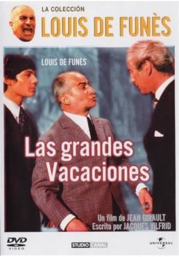 Las Grandes Vacaciones - Coleccion Louis De Funes