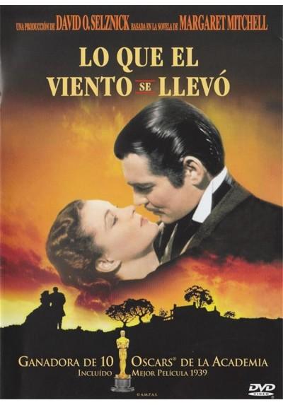 Lo Que El Viento Se Llevo (Gone With The Wind)