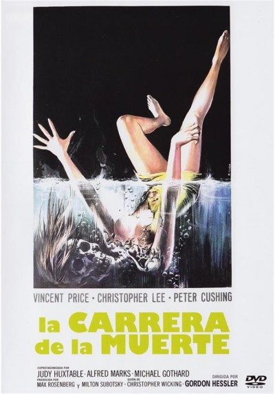 La Carrera De La Muerte (Scream And Scream Again)