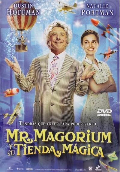 Mr. Magorium Y Su Tienda Magica (Mr. Magorium´s Wonder Emporium)