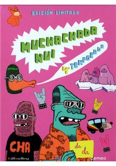 Muchachada Nui - Cuarta Temporada (Ed. Coleccionista Limitada)
