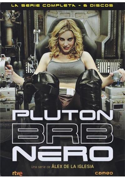 Pluton Brb Nero - La Serie Completa