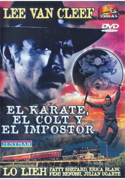 Lee Van Cleef : El Karate, El Colt Y El Impostor