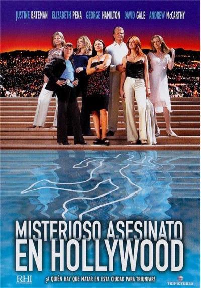 Misterioso Asesinato En Hollywood (The Hollywood Mom´s Mystery)