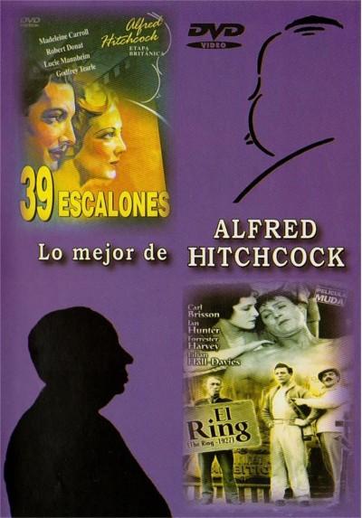 Lo mejor de Alfred Hitchcock (Alfred Hitchcock : Coleccion)