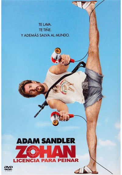 Zohan, Licencia Para Peinar (You Don´t Mess With The Zohan)