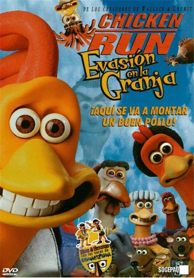 Chicken Run, Evasión en la Granja