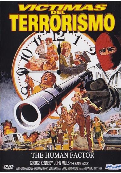 Victimas Del Terrorismo (The Human Factor)