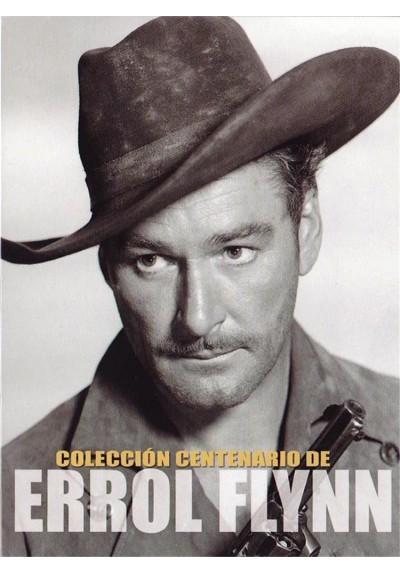 Errol Flynn - Coleccion Centenario